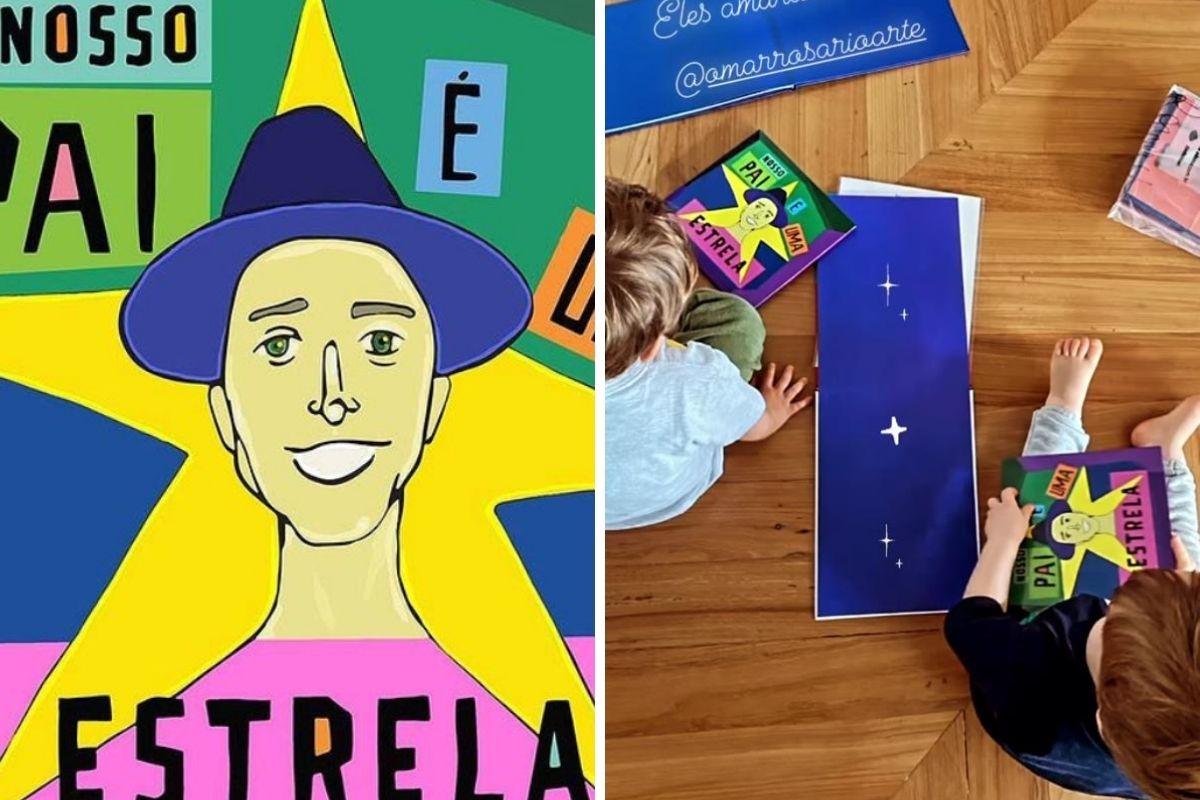 filhos-de-paulo-gustavo-ganham-livro-infantil-em-homenagem-ao-ator