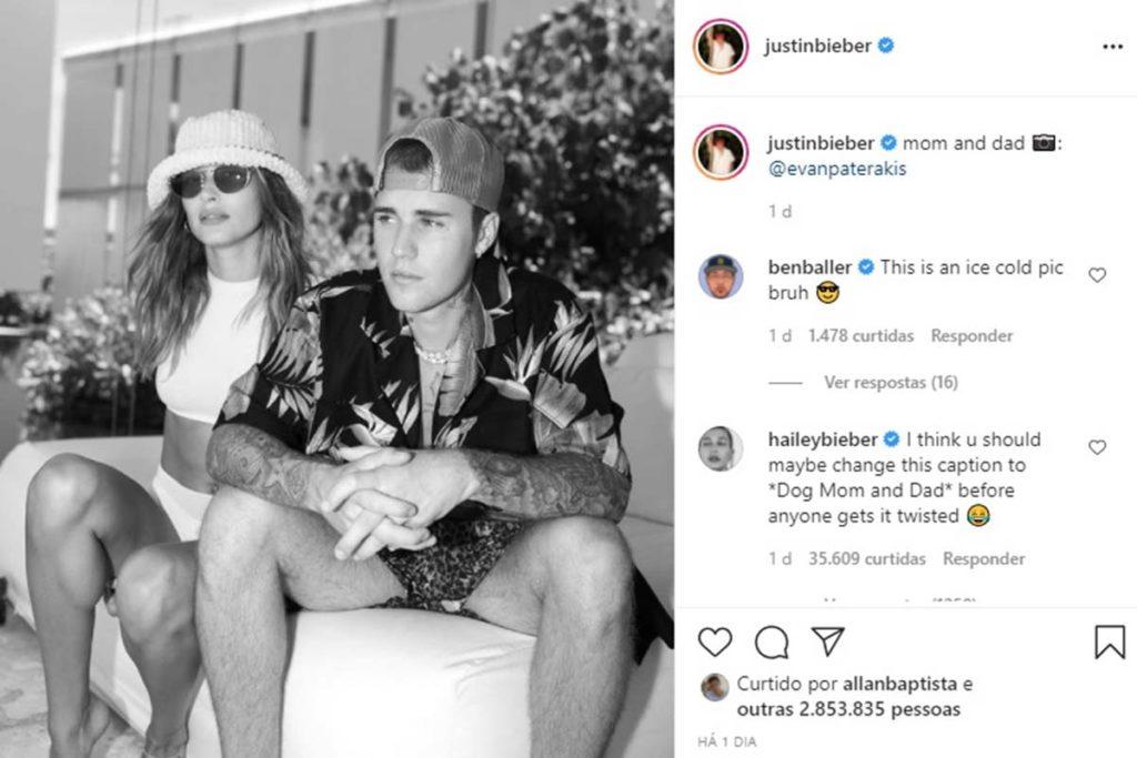 Hailey Bieber se pronuncia sobre boatos de gravidez