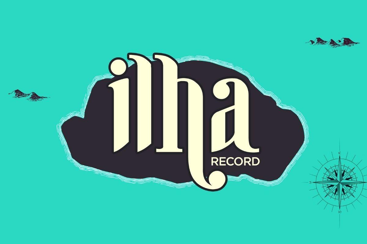 Logo do Ilha Record