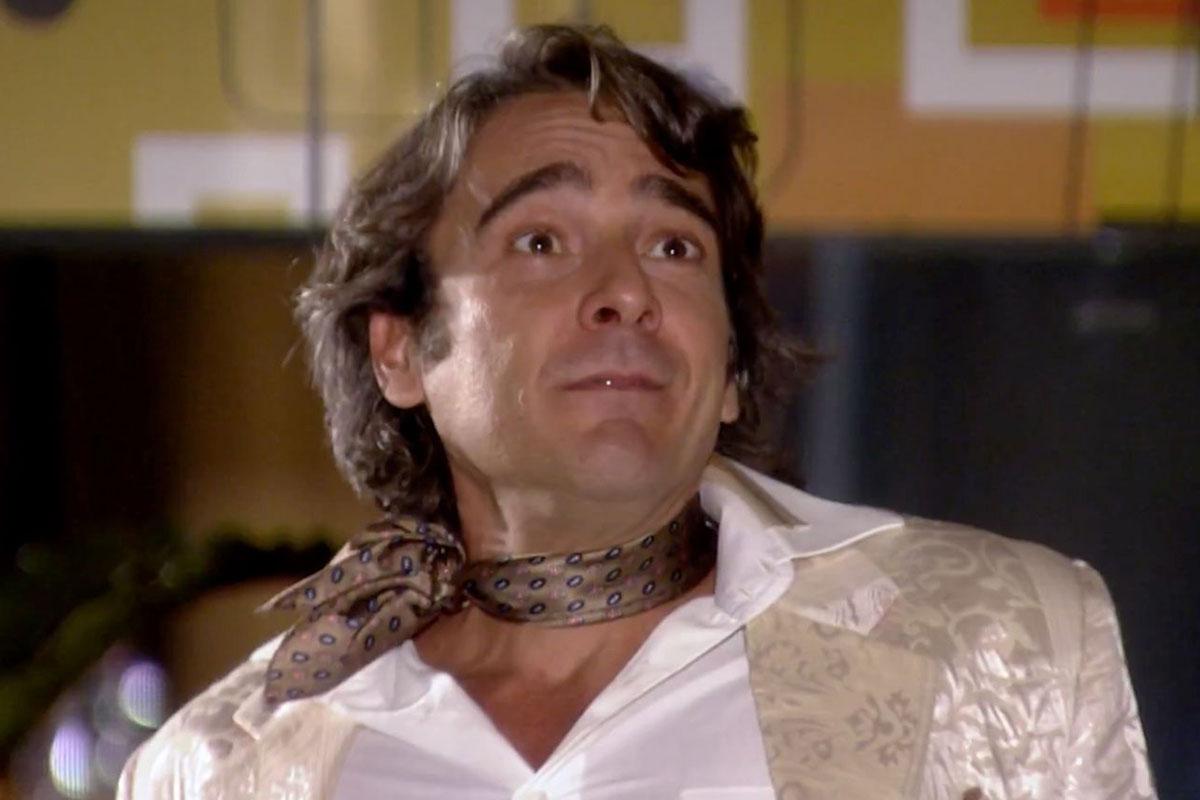 Jacques Leclair personagem de Tititi