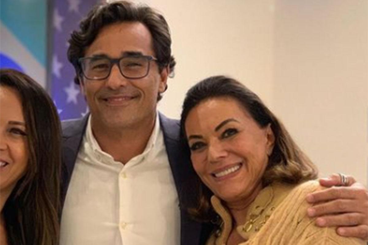 Luciano Szafir e Beth Szafir