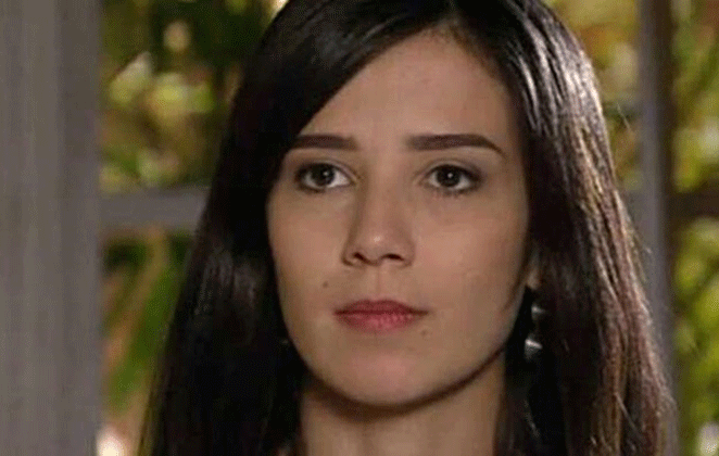 Manuela é a doadora para transplante de Júlia