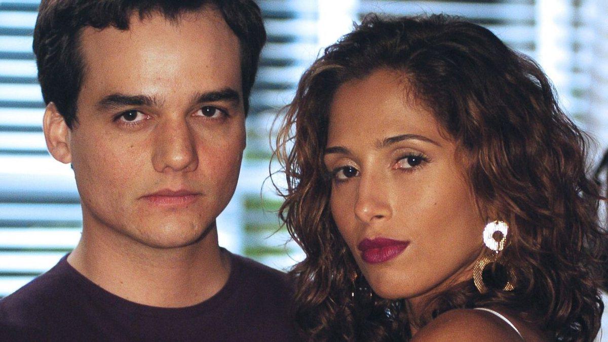 Wagner Moura e Camila Pitanga foram os protagonistas na trama (Foto: TV Globo)
