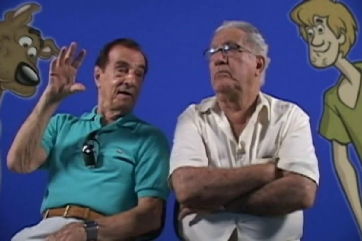 Orlando Drummond e Mario Monjardim