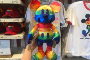 Mickey Mouse LGBTQA+