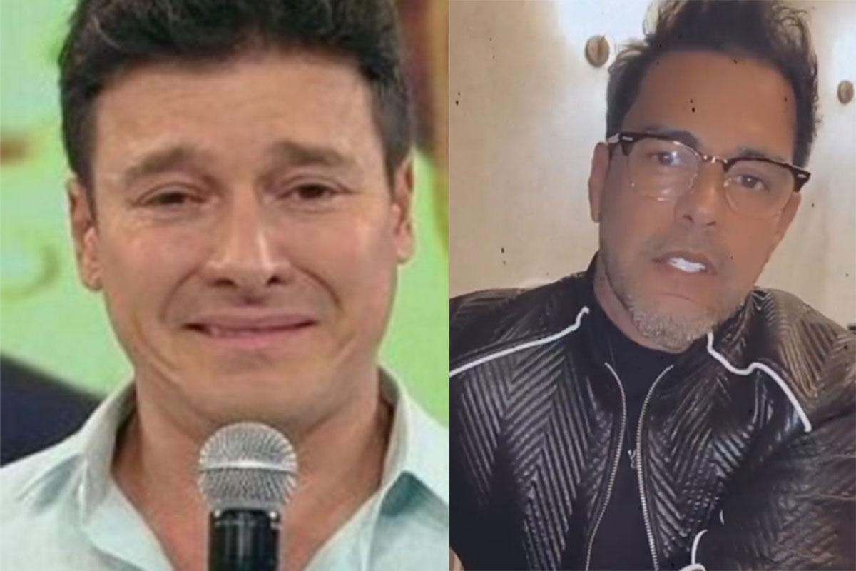 Rodrigo Faro rebate Zezé Di Camargo