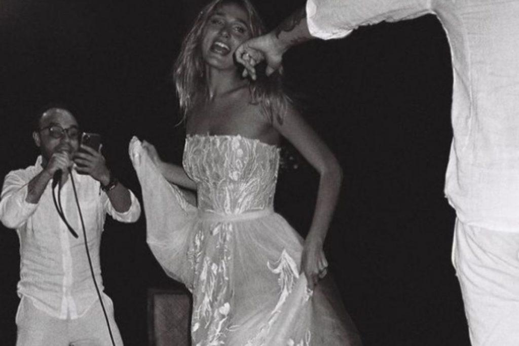 sasha dançando