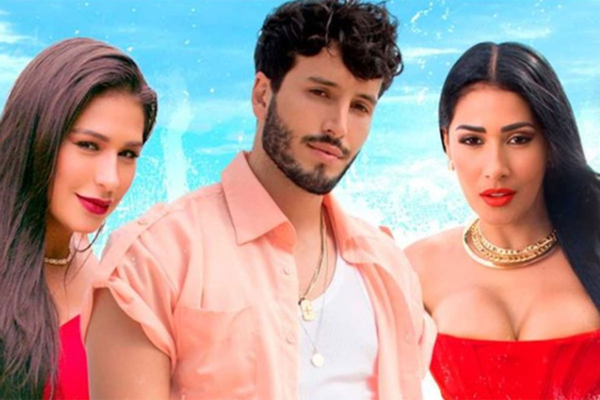 Simone e Simaria com Sebastián Yatra