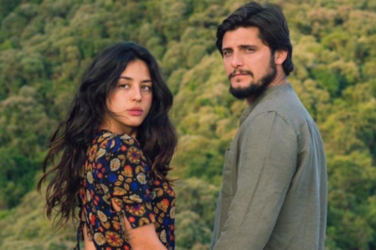 Yanna Lavigne e Bruno Gissoni