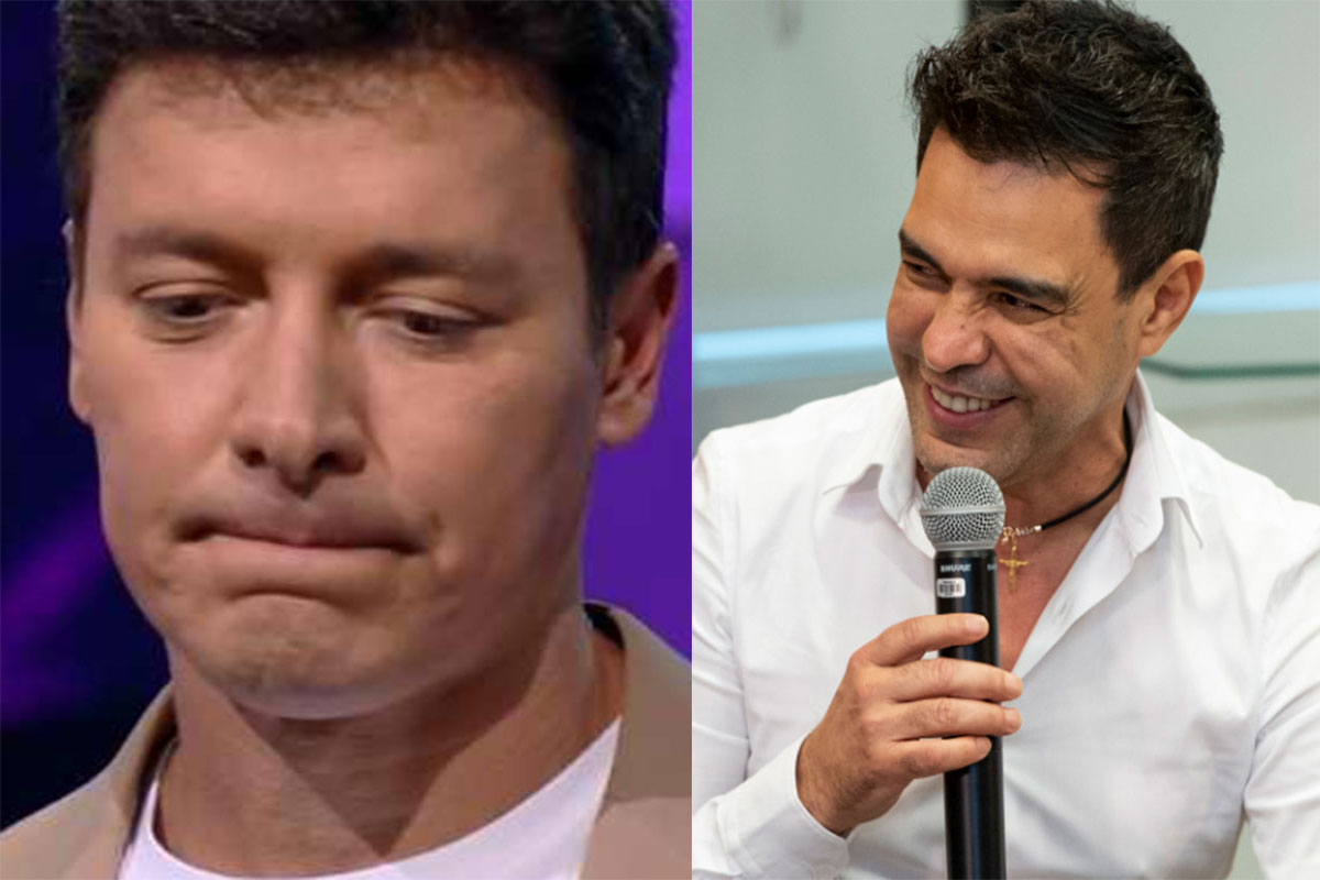 Zezé Di Camargo falou o que pensa de Rodrigo Faro