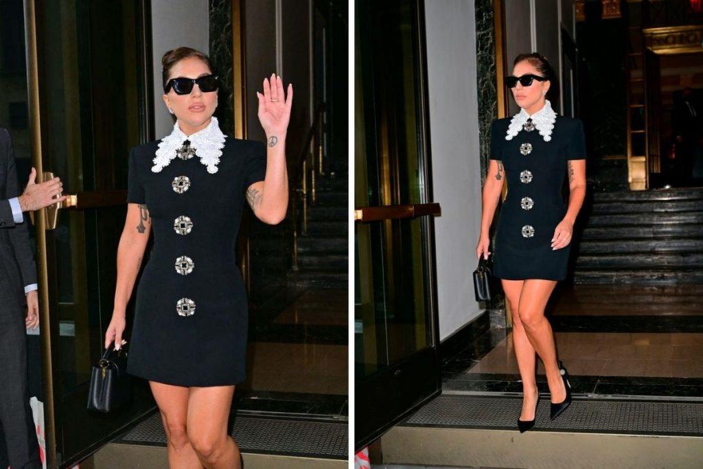 Lady-Gaga-vestido-de-renda-preta-transparente-deAlexander-McQueen