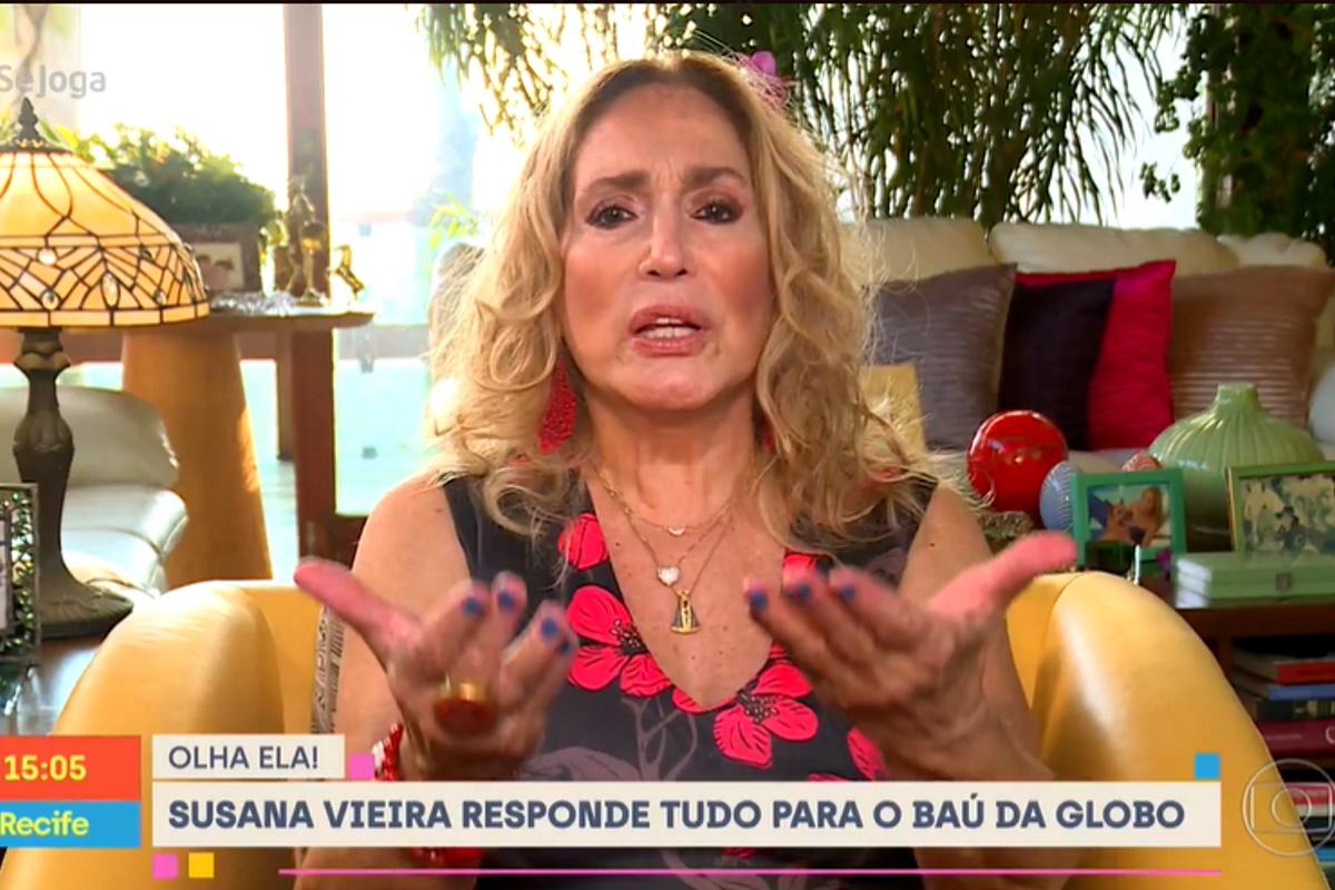Susana Vieira no Se Joga