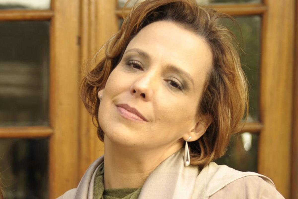 Ana Beatriz Nogueira em A Vida da Gente