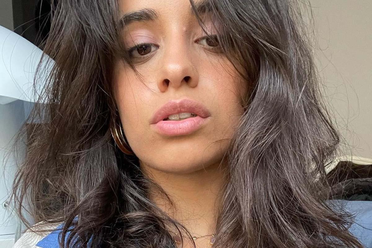 Selfie Camila Cabello