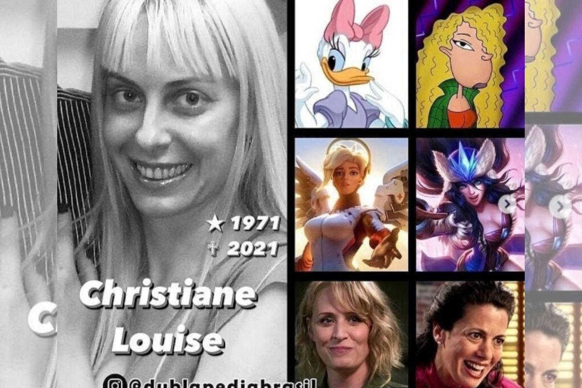 Christiane Louise montagem