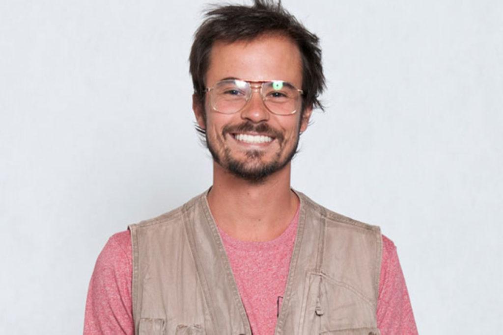 Paulo Vilhena como Cristiano em Morde & Assopra