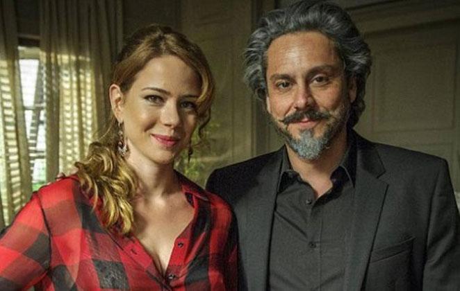 Cristina encontra José Alfredo