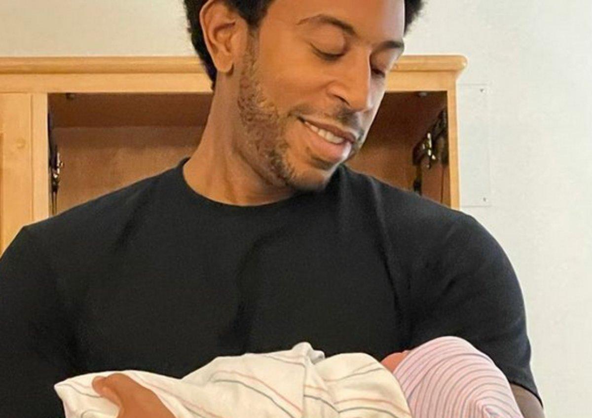 Ludacris com o quinto filho