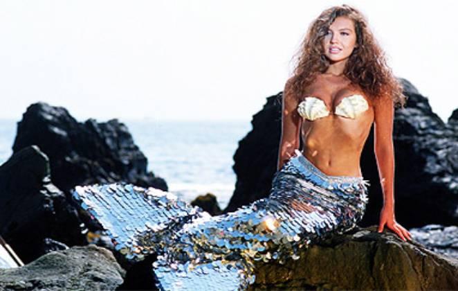 thalía sodi em imagem da novela marimar
