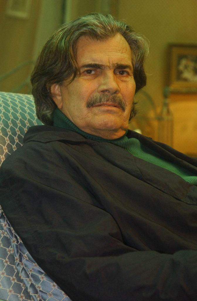 Tarcísio Meira como Zé Carlos Tedesco em Senhora do Destino