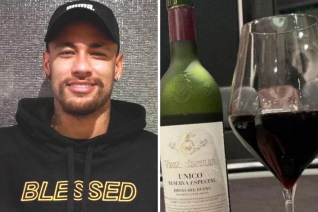 neymar-jr-taça-de-vinho