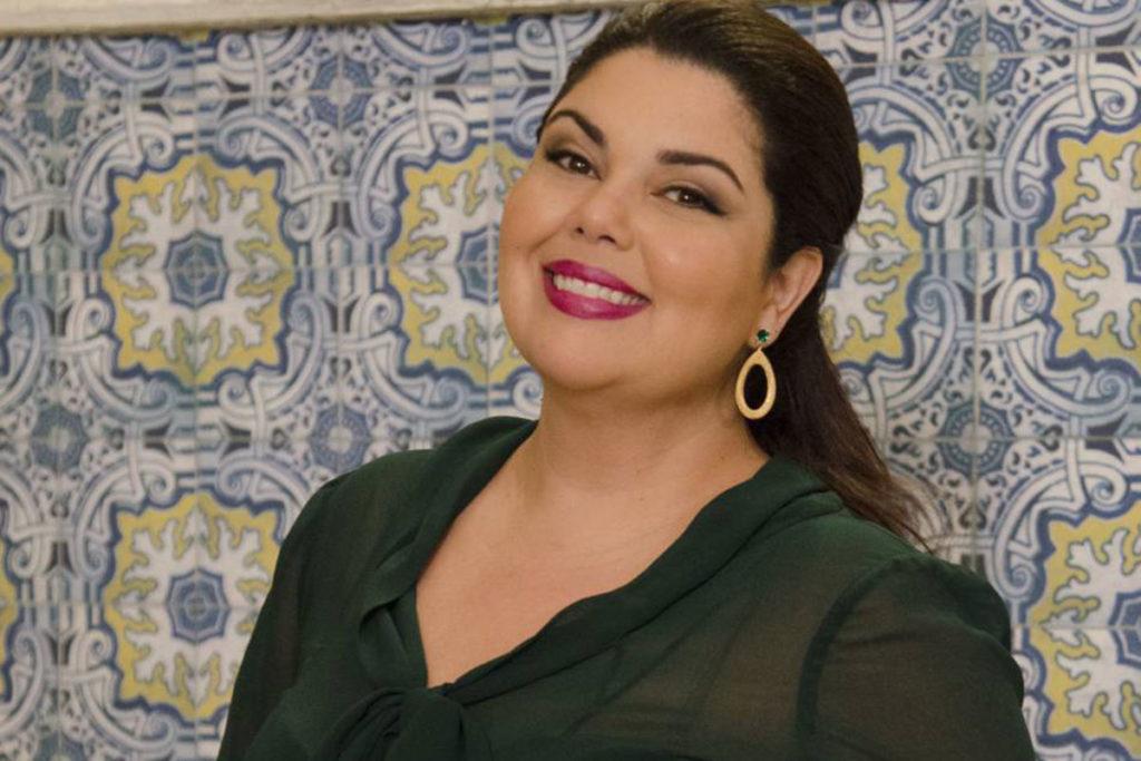 Perséfone, personagem de Fabiana Karla em Amor à Vida