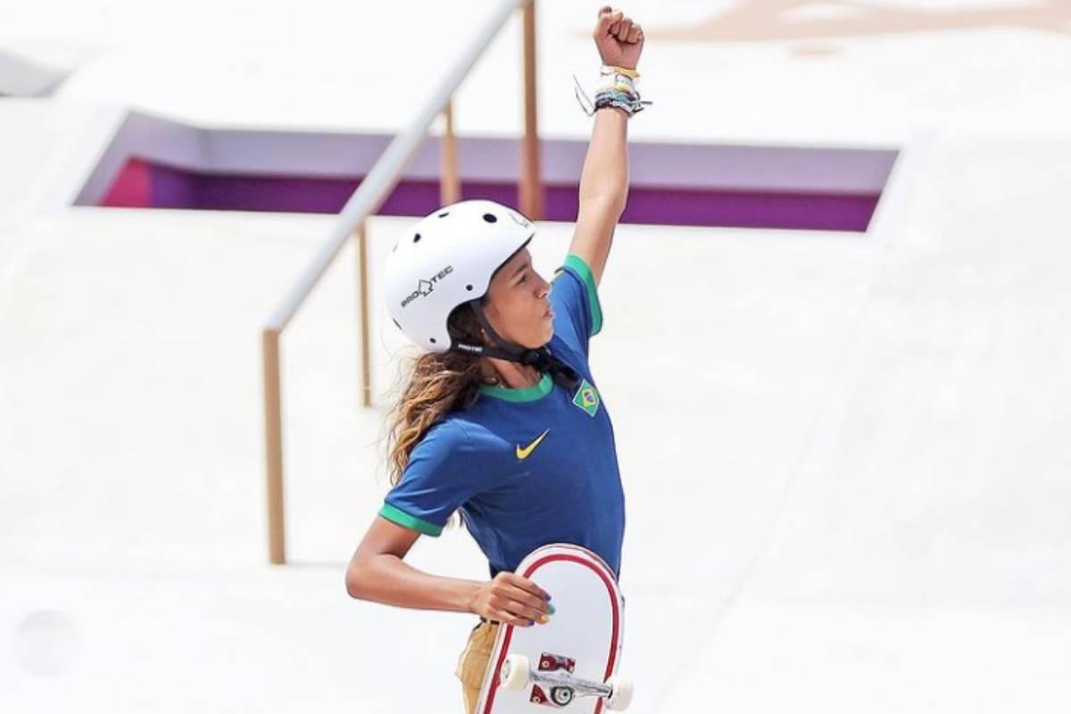 rayssa-leal-na-pista-de-skate-nas-olimpiadas-de-toquio