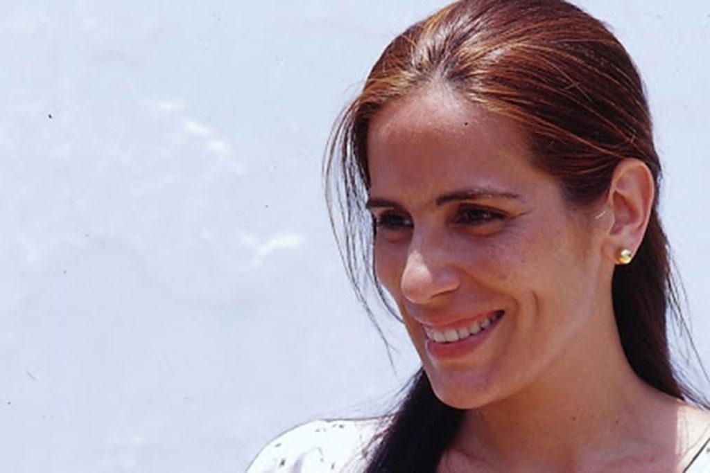 """Ruth (Glória Pires) em """"Mulheres de Areia"""""""