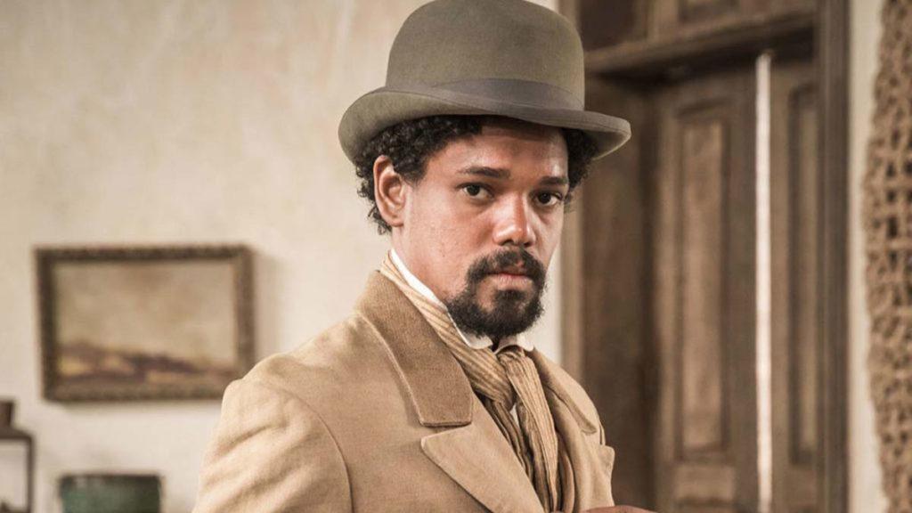 Samuel expulsa Lupita da Pequena África
