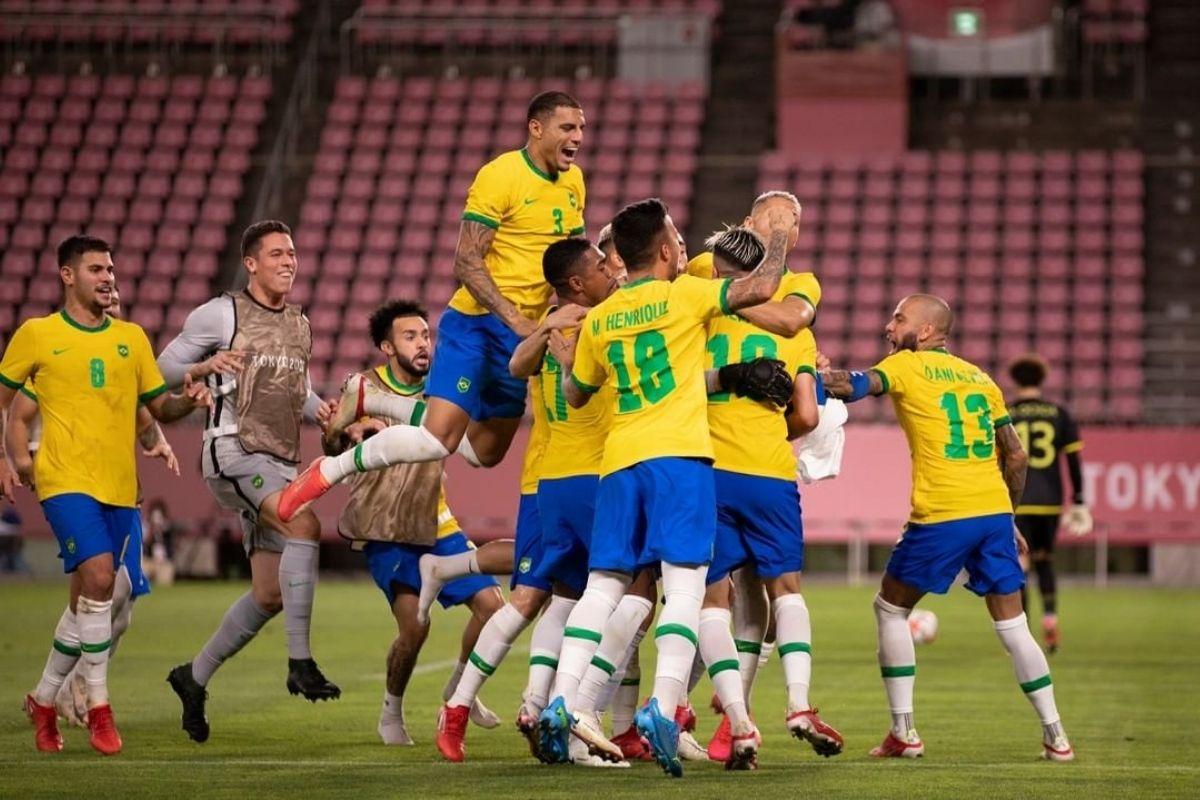Brasil vence o México nos pênaltis e vai à final das Olimpíadas