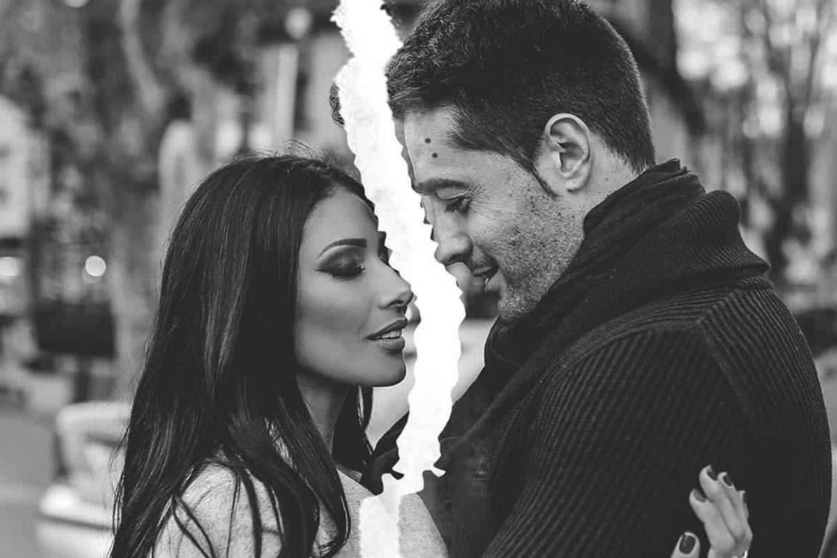Simaria anuncia separação do marido Vicente Escrig