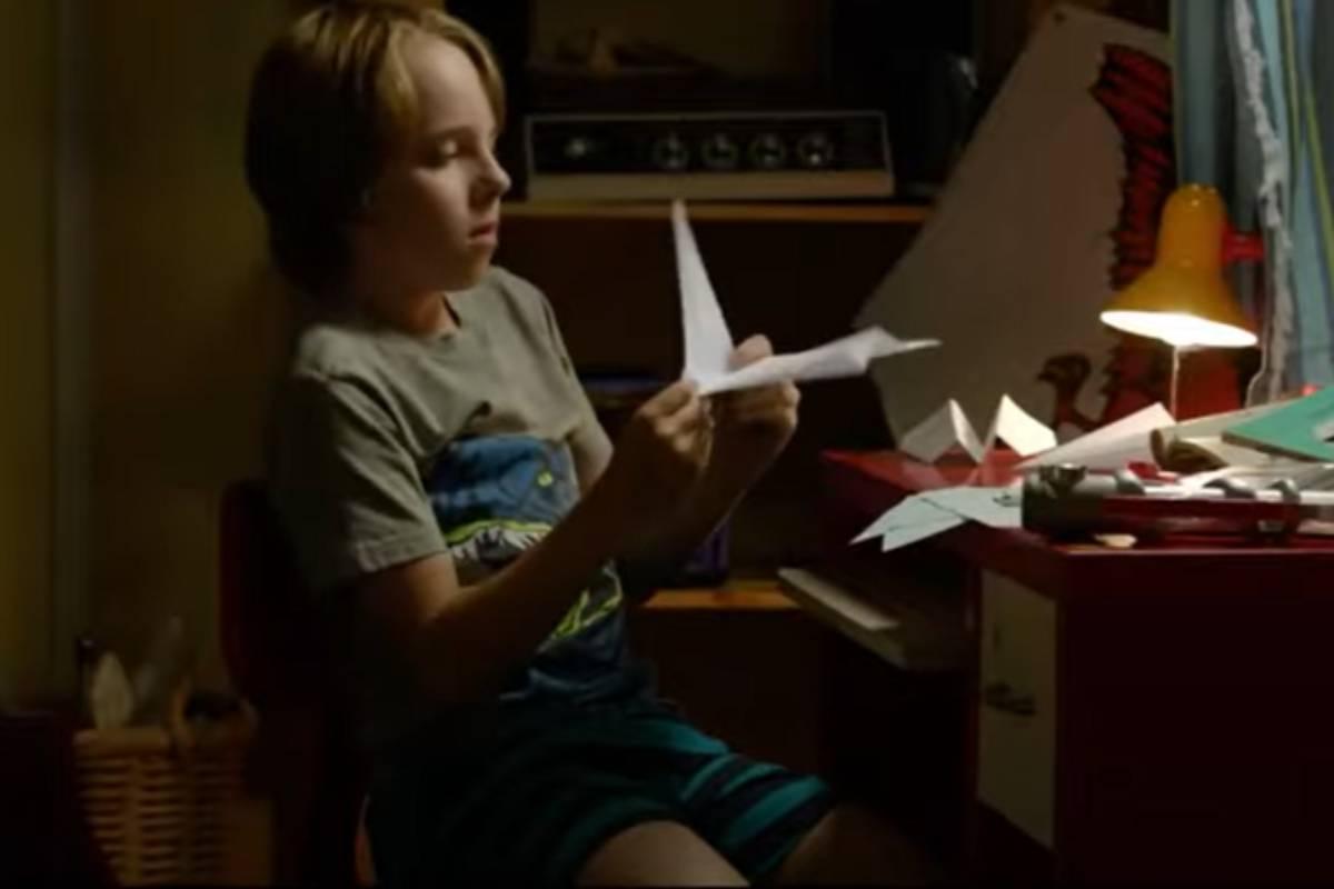 personagem dylan no filme sonhos de papel