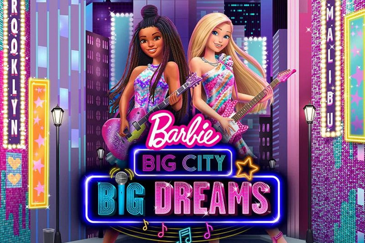 Cartaz da Barbie