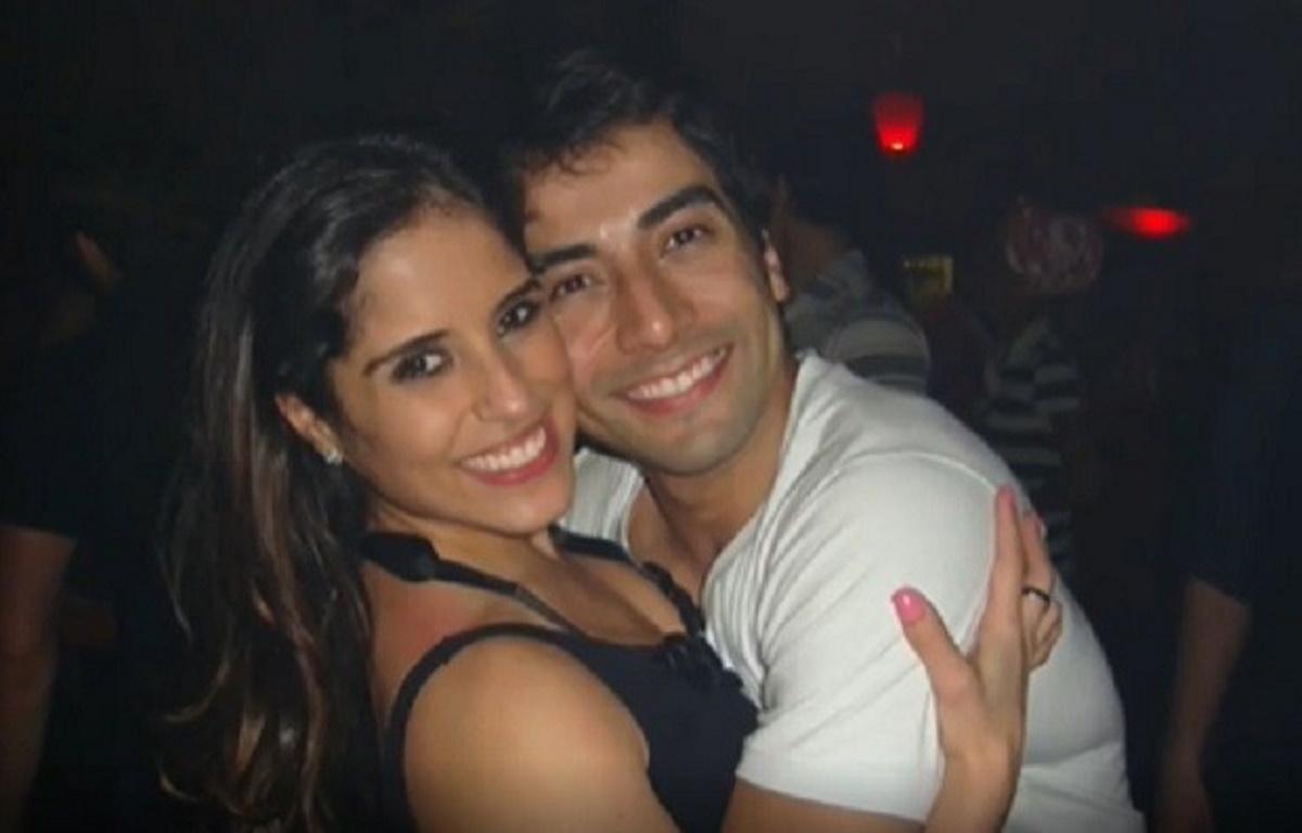 Camilla Camargo e ator