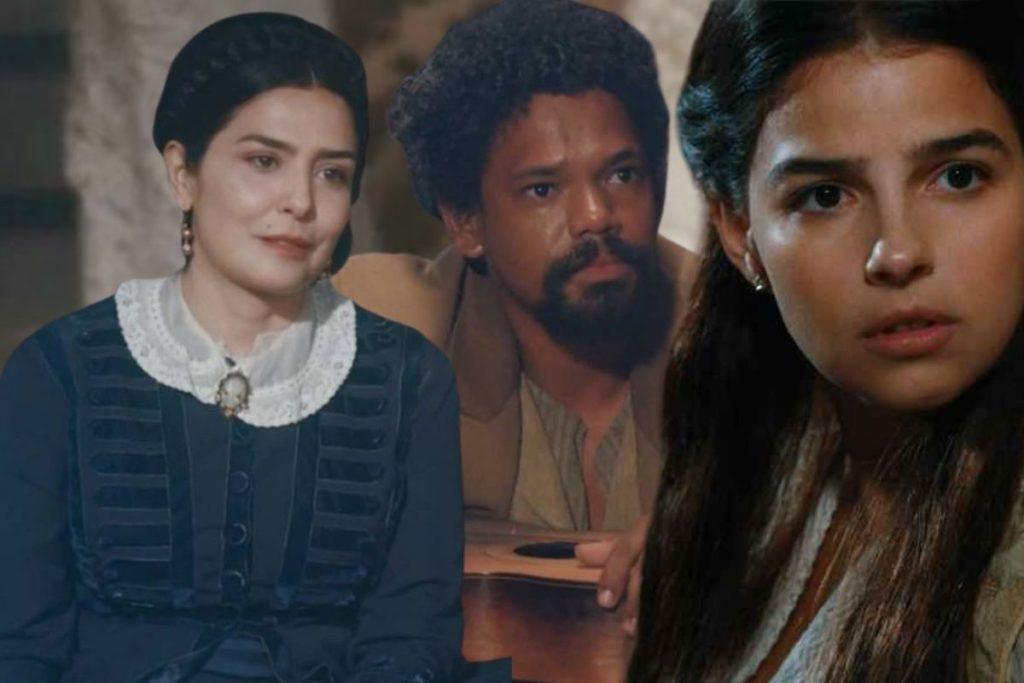 eresa diz à Pilar que Luísa nunca foi amante de Samuel