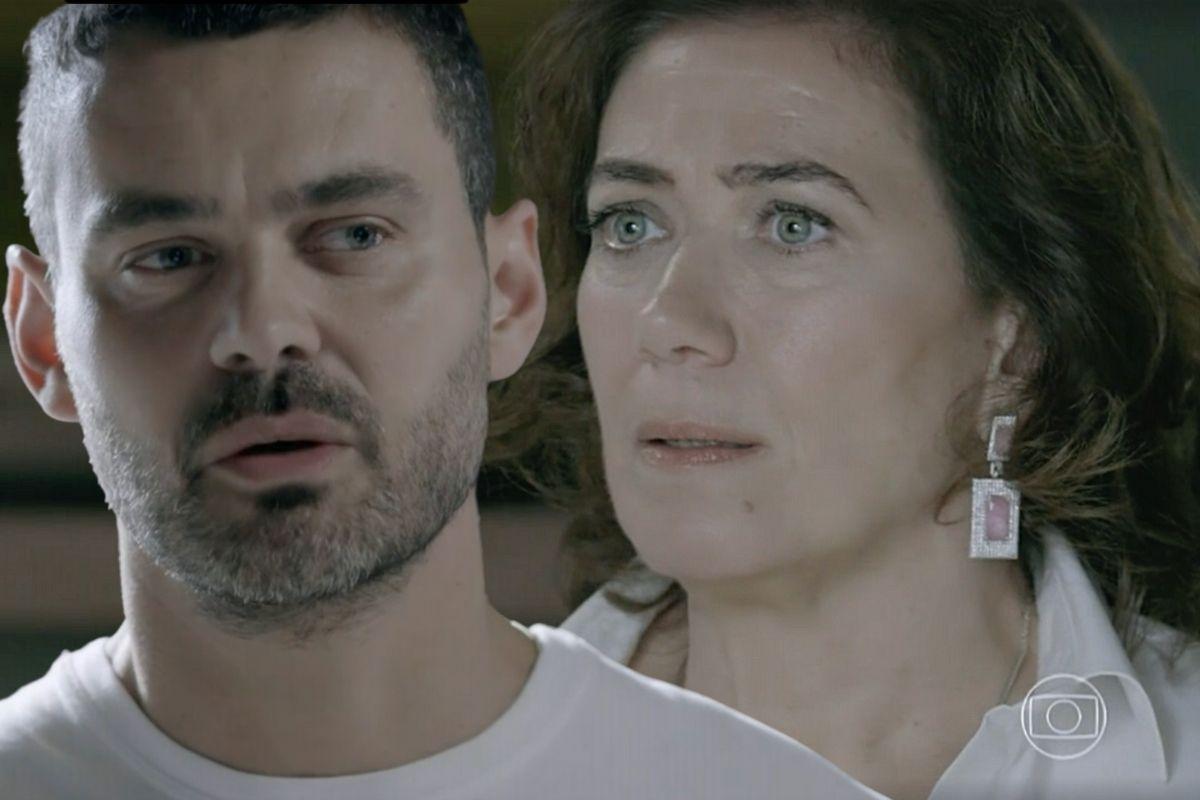 Maria Marta acusa Maurílio de roubar o álbum de Silviano