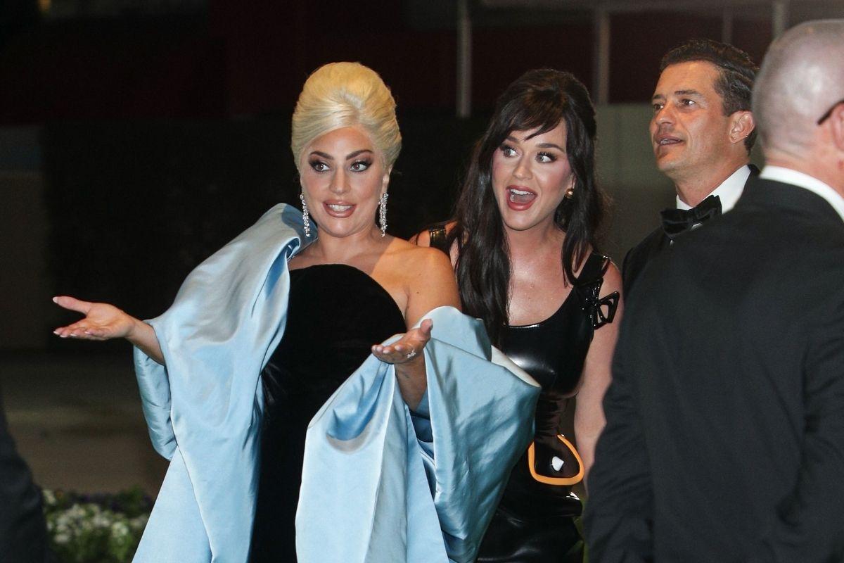 Lady Gaga e Katy Perry, as maiores estrelas da festa do Museu do Oscar