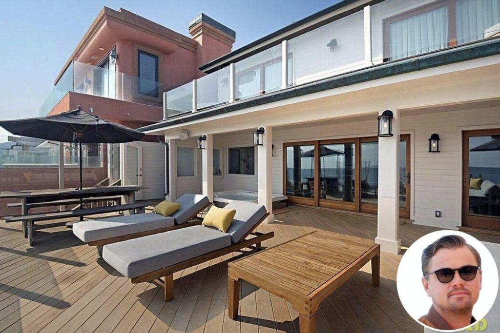 Leonardo DiCaprio vende casa de praia em Malibu por 10 milhões de dólares