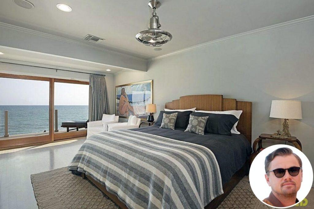 Leo DiCaprio, vencedor do Oscar, 46, vende sua propriedade de dois andares, em Malibu