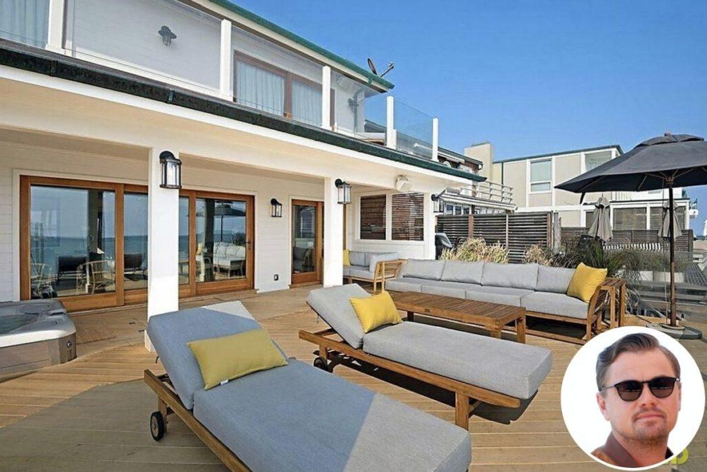 Leonardo DiCaprio está vendendo casa de praia em Malibu por US $ 10 milhões de dólares (7)