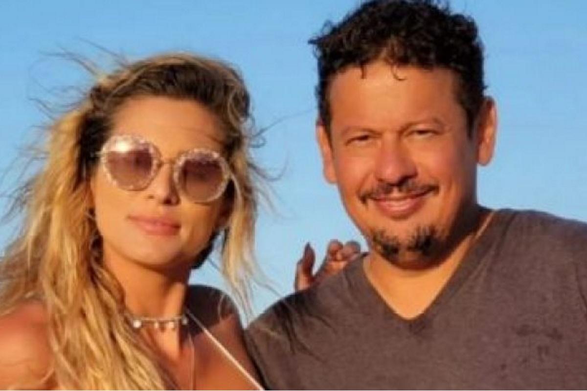 Lívia Andrade e Marcos Araújo