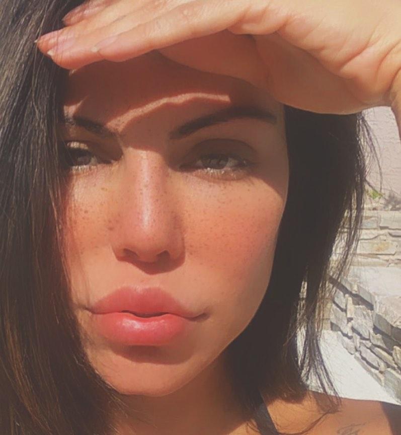 Liziane Gutierrez foto de close