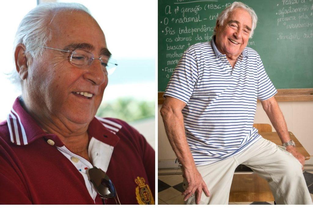 Luís Gustavo em As Cariocas (esquerda)