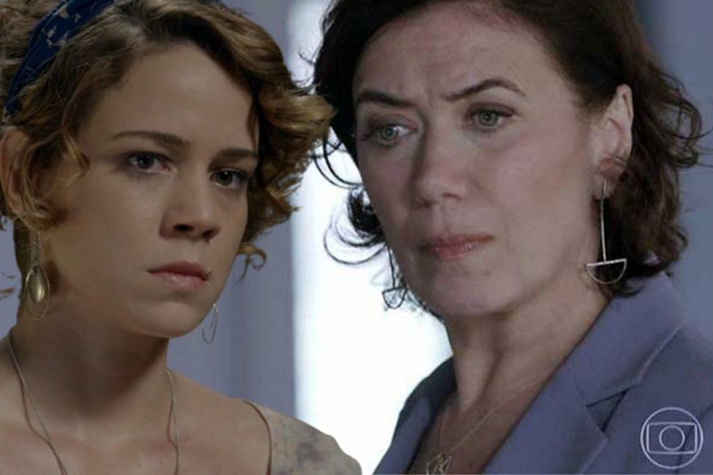 Império: Maria Marta pede que Cristina transmita recado a José Alfredo