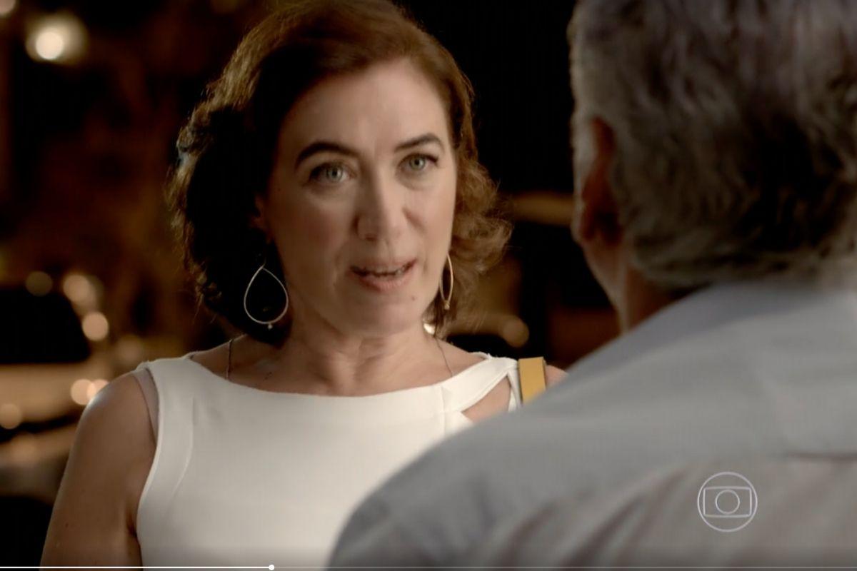 Maria Marta vai ao Bar do Manoel e manda chamar José Alfredo
