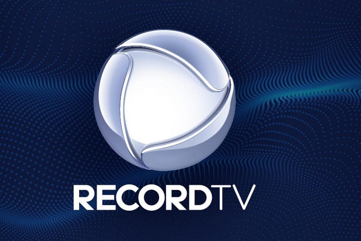 Record TV logo