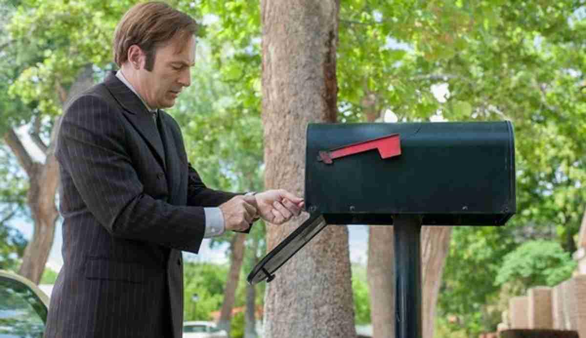 Bob Odenkirk em cena de série