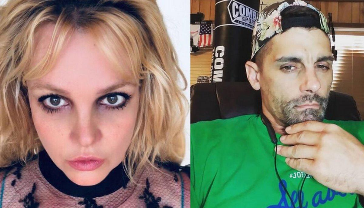 Britney Spears e Jason Allen Alexander