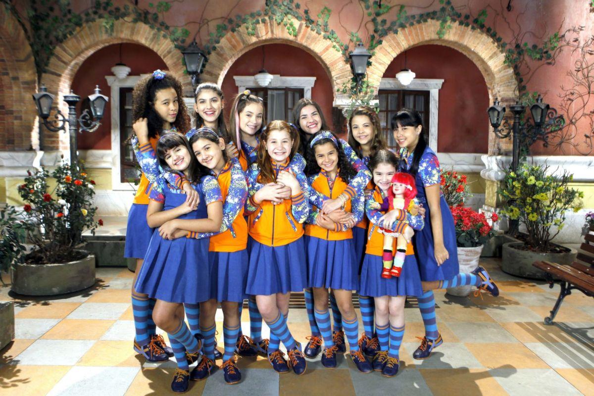 As meninas de Chiquititas