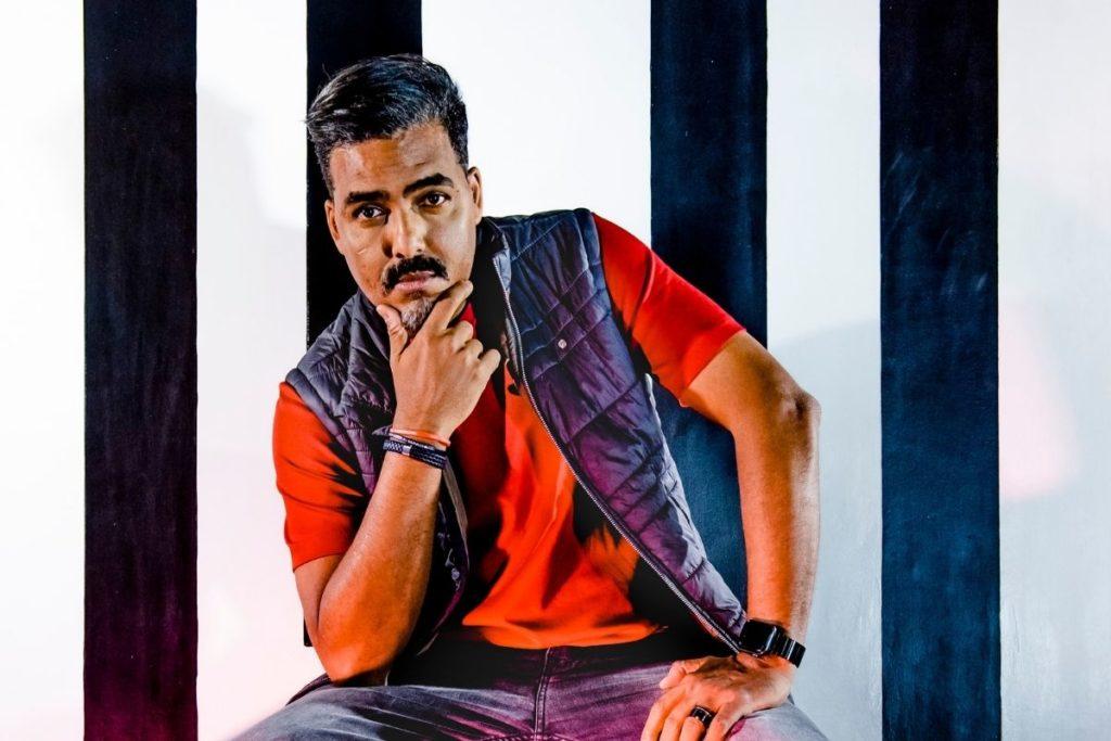DJ e produtor musical Augusto Mystical